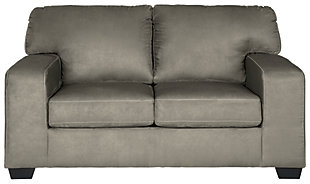 Kanosh Loveseat, Cobblestone, large