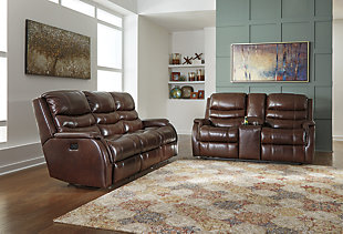 Mineola Power Reclining Sofa, , large