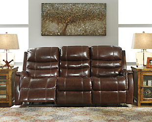 Mineola Power Reclining Sofa, , rollover