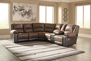 Nantahala 6-Piece Reclining Sectional, , rollover