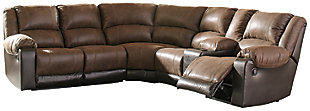 Nantahala 6-Piece Reclining Sectional, , large