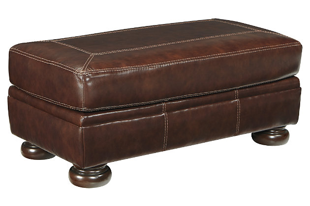 Banner Chair and Ottoman, , large