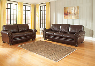 Banner Sofa and Loveseat, , large