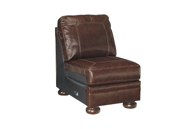 Banner Armless Chair, , large