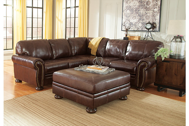 Banner 2 Piece Sectional Ashley Furniture Homestore