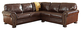 Banner Left-Arm Facing Sofa, , large