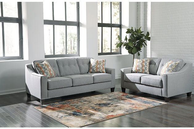 Menga Sofa and Loveseat, , large