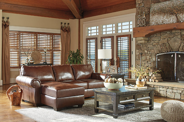Lugoro 2-Piece Sectional with Chaise, , large