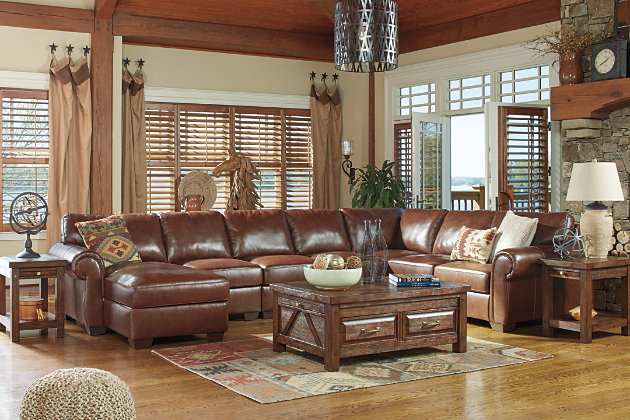 Lugoro 5-Piece Sectional, , large