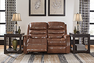 Metcalf Power Reclining Loveseat, , large