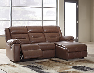 Coahoma 3-Piece Sectional with Power, , rollover