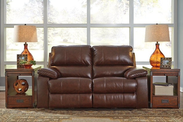 Transister Power Reclining Loveseat by Ashley HomeStore, ...
