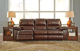 Transister Power Reclining Sofa, , large