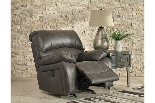 Dunwell Power Recliner Ashley Homestore