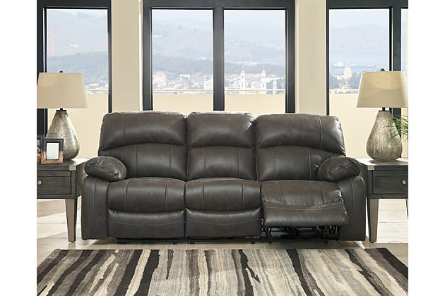 Dunwell Power Reclining Sofa Ashley Homestore