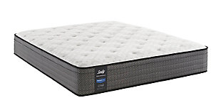 Sealy Hidden Lake Firm Tight Top King Mattress, White/Gray, large