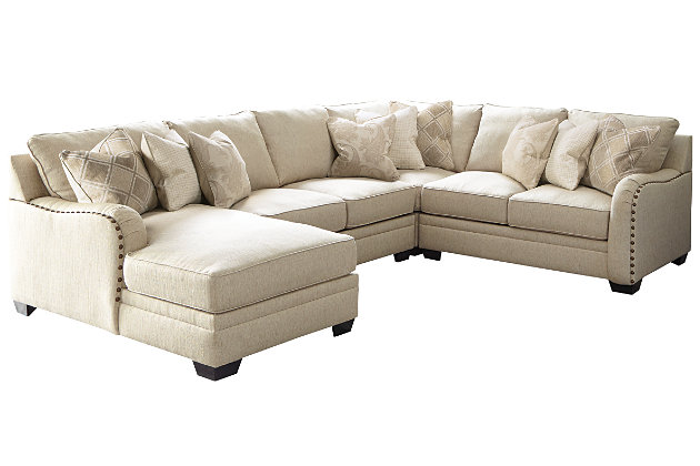 Luxora 4-Piece Sectional, , large