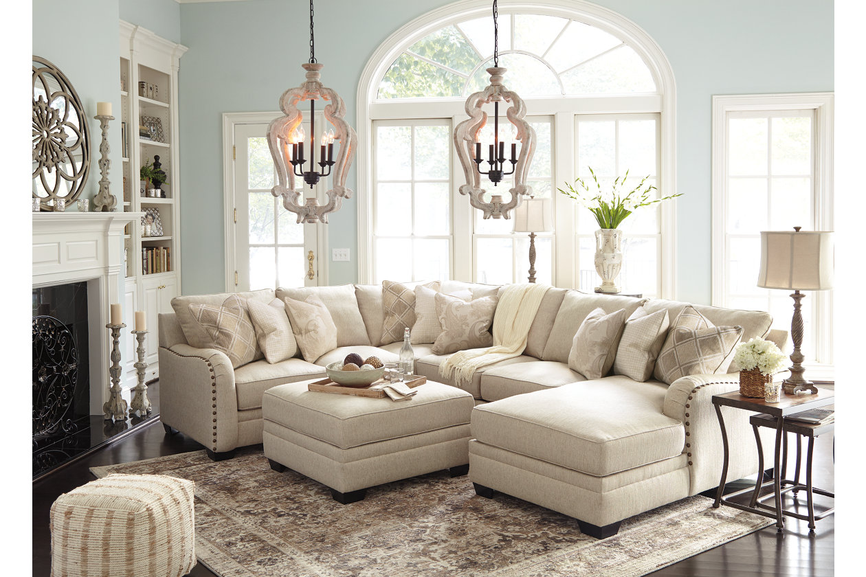 Luxora 4-Piece Sectional | Ashley Furniture HomeStore
