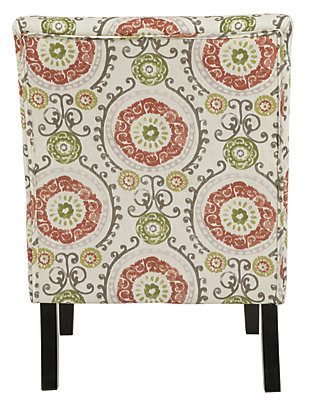 Honnally Accent Chair, Floral, large