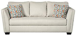 Filone Sofa, Ivory, large