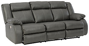 Denoron Power Reclining Sofa, , large