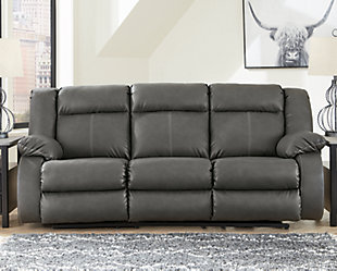 Denoron Power Reclining Sofa, , rollover