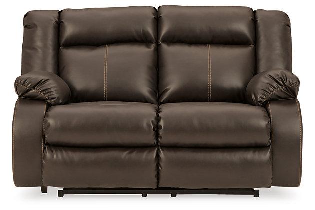 Denoron Power Reclining Loveseat Ashley Furniture Homestore