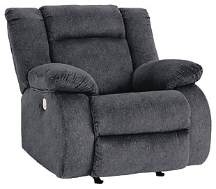 Burkner Power Recliner, , large