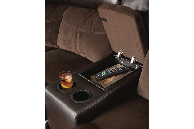 Berneen 2-Piece Reclining Sectional Non-Power, , large