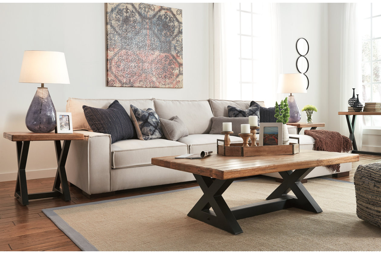 Wesling Coffee Table Ashley Furniture HomeStore - Ashley wesling coffee table