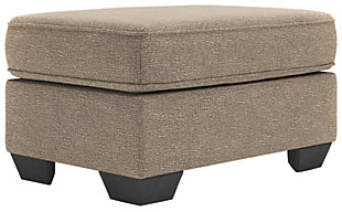 Greaves Ottoman, Driftwood, large