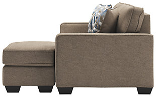 Greaves Sofa Chaise, Driftwood, large