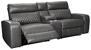 Samperstone 3-Piece Power Reclining Sectional, , large