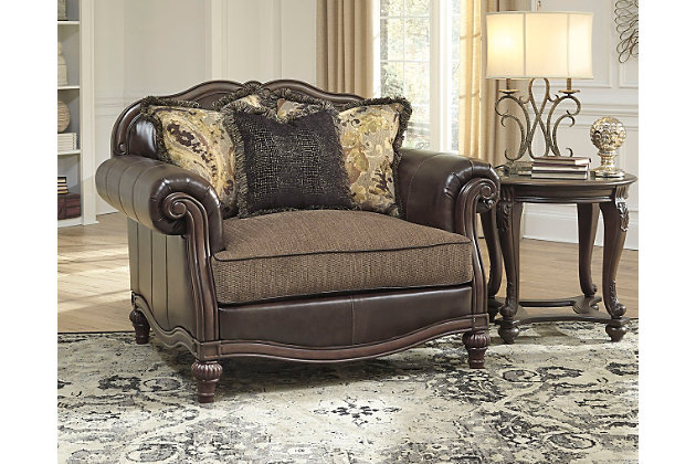 Winnsboro DuraBlend ® Oversized Chair by Ashley HomeStore,