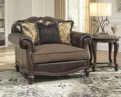 Winnsboro Oversized Chair Ashley Furniture Homestore