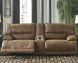 Thurles 3-Piece Reclining Sectional with Power, , rollover