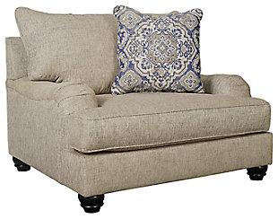 Reardon Oversized Chair, , large