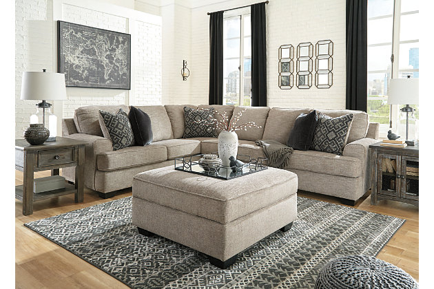 Bovarian 3 Piece Sectional Ashley
