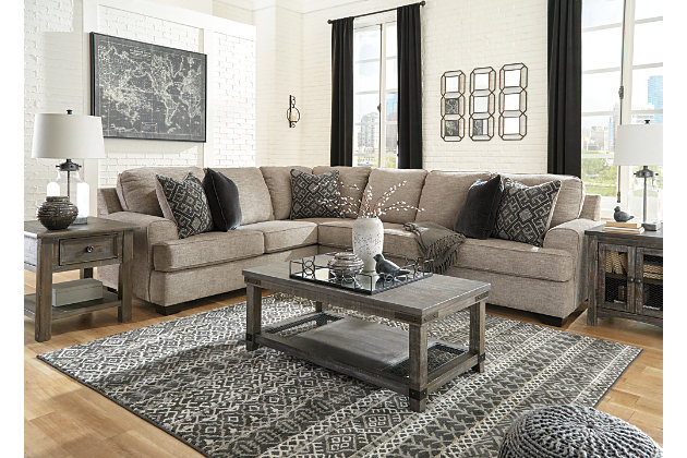 Bovarian 3-Piece Sectional, , large