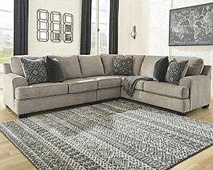 Bovarian 3-Piece Sectional, , rollover