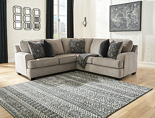 Bovarian 2-Piece Sectional, , rollover