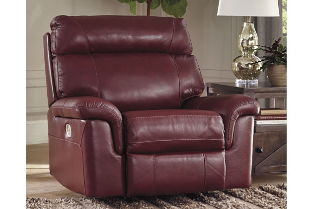 Duvic Power Recliner, , large