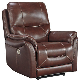 Stolpen Power Recliner, , large