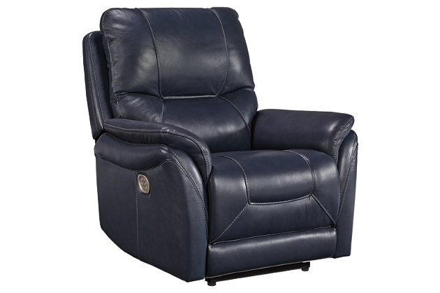 Stolpen Power Recliner Ashley Furniture Homestore