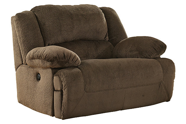 Toletta Oversized Power Recliner, , large