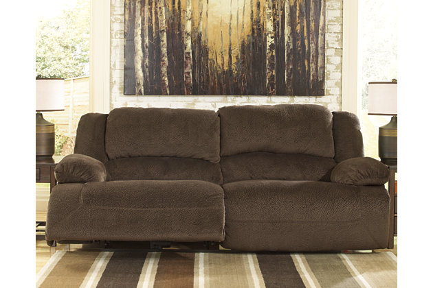 Toletta Reclining Sofa Ashley Furniture Homestore