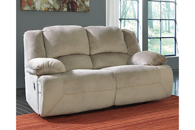 Toletta Power Reclining Loveseat Ashley Furniture Homestore