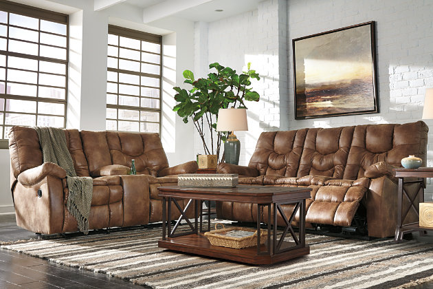 Darshmore Power Reclining Sofa Ashley Furniture Homestore