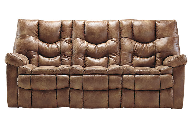 Darshmore Power Reclining Sofa, , large