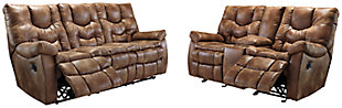 Darshmore Sofa and Loveseat, , large